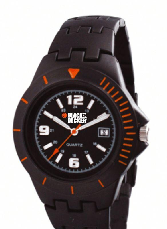 Reloj publicitario Black&decker