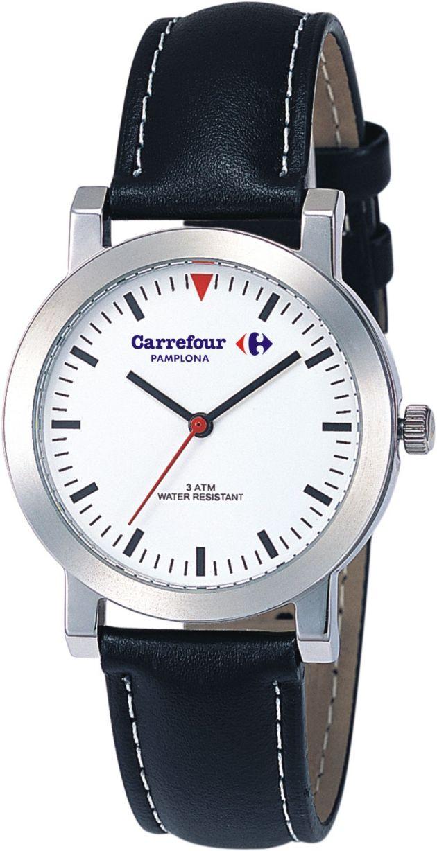 Reloj personalizado de Carrefour
