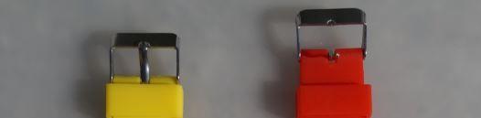 Reloj de Makitos de goma grabación láser para Microsoft