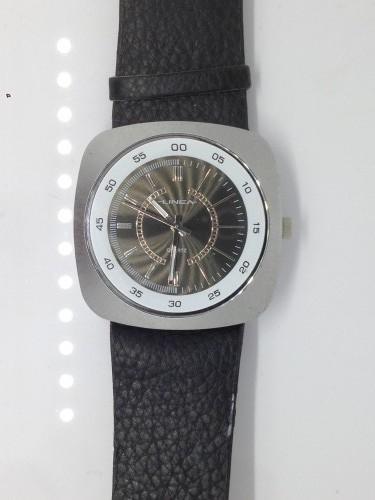 Espación de reloj con tampografía de esfera