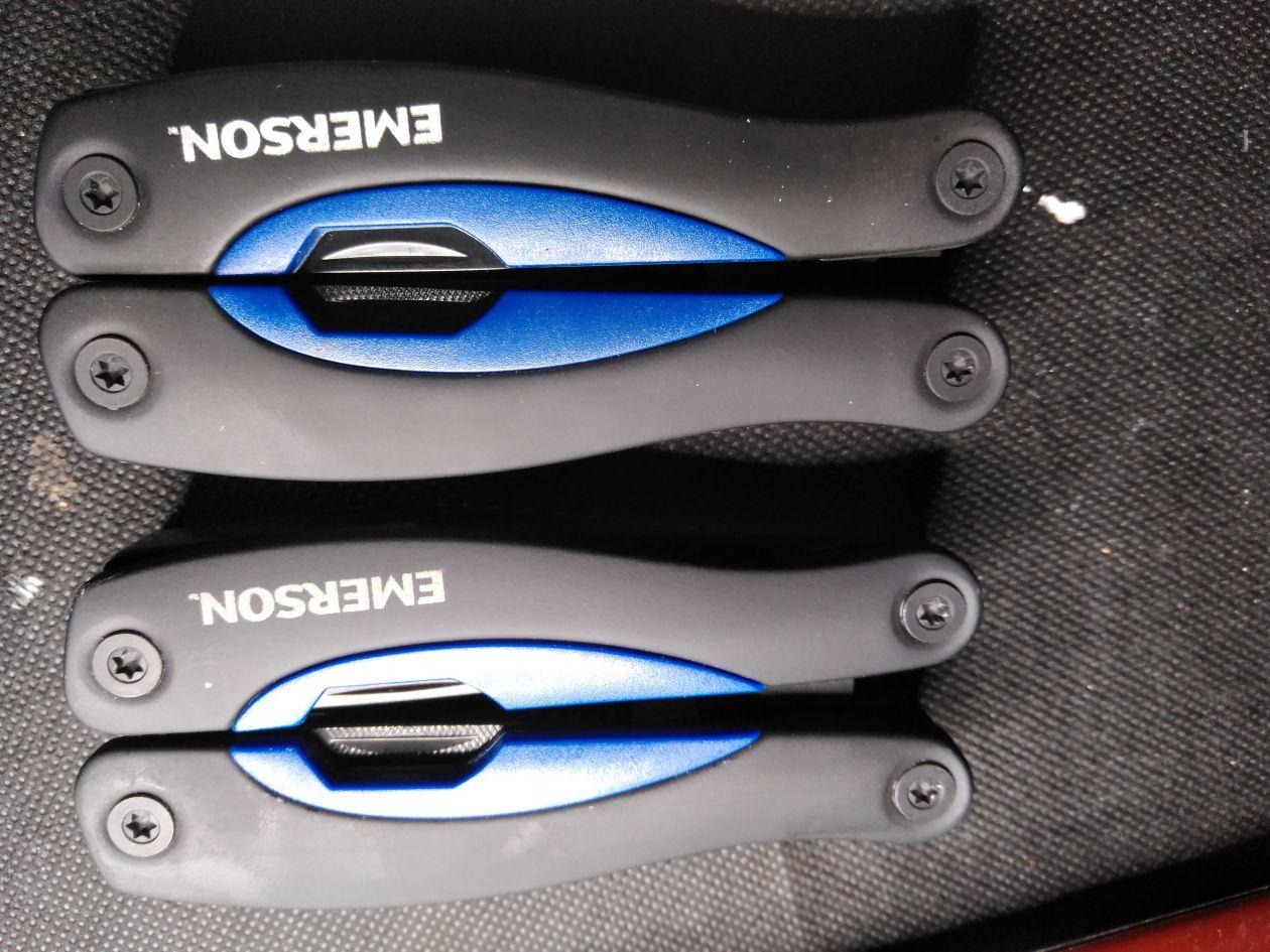 Grabación y personalización de herramienta multiusos en metal