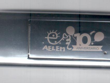 Usb de memoria con personalización del cliente y grabado con maquina lase de metal