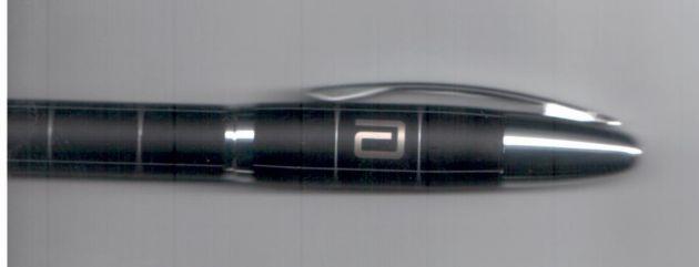 grabación boligrafo lacado con personalización , grabación laser, regalo publicitario, regalo empresa