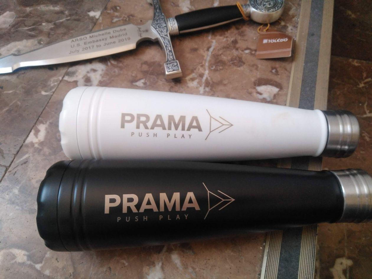 Grabación y Personalización de cuchillo toledano