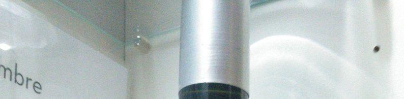 Grabación laser etiqueta de botella de vino para bodega